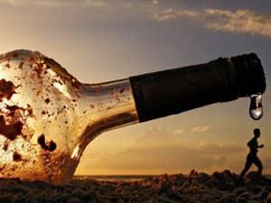Пагубное влечение к спиртным напиткам