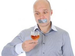 Резкий отказ от алкоголя