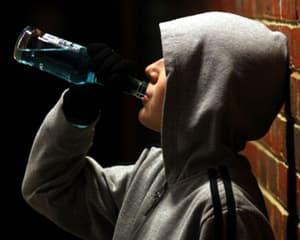 Пагубная тяга к спиртным напиткам