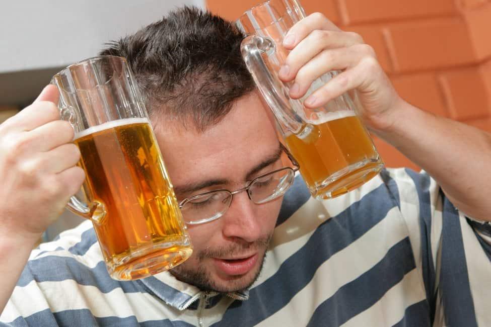 Тяжелые последствия алкогольной интоксикации