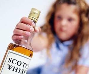 Алкоголь и ребенок