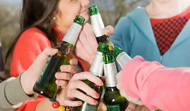 Факторы зависимости от спиртных напитков
