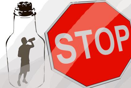Отказ от крепких напитков
