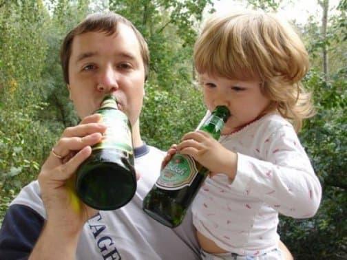 Генетический фактор и зависимость от крепких напитков