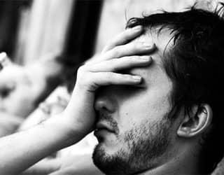 Патологическое состояние человека, зависимого от психотропного вещества