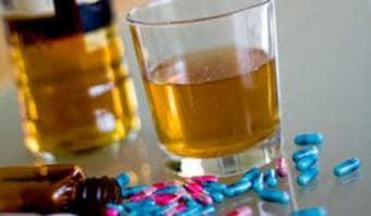 Медикаментозное лечение абстинентного синдрома