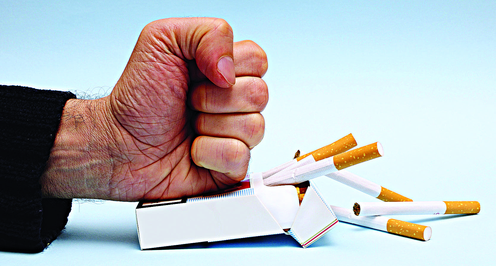 Отказ от алкоголя и табака