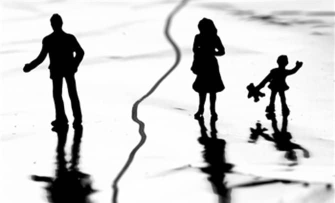 Разрыв отношений через алкоголизм мужа