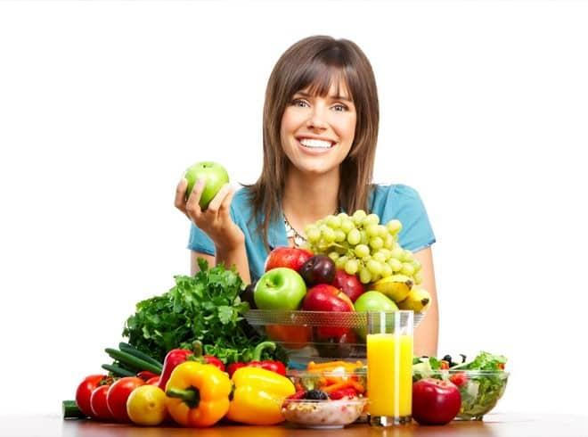 Сбалансированная еда – залог здоровья