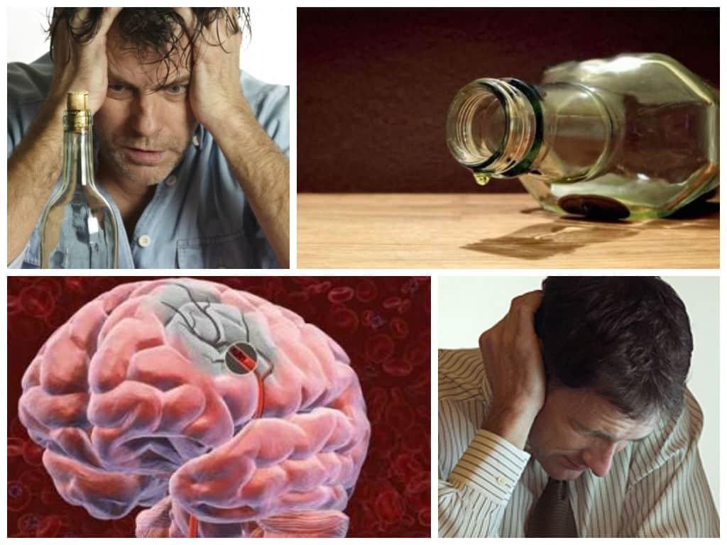Последствия разрушения клеток центральной нервной системы