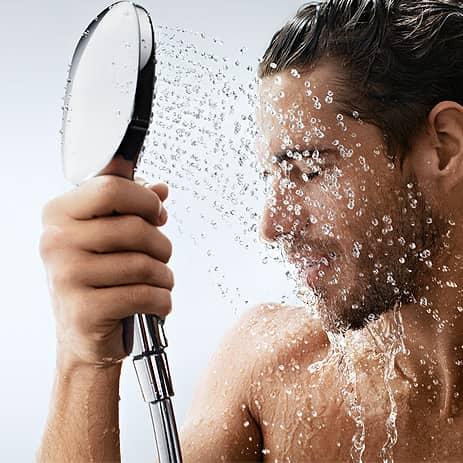 Контрастный душ – шаг на пути к выздоровлению