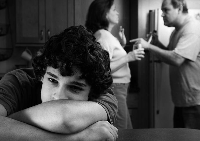 Семья пьющего человека: жизнь в мучении