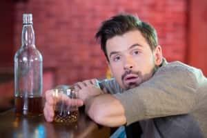 Порочное влечение к спиртным напиткам