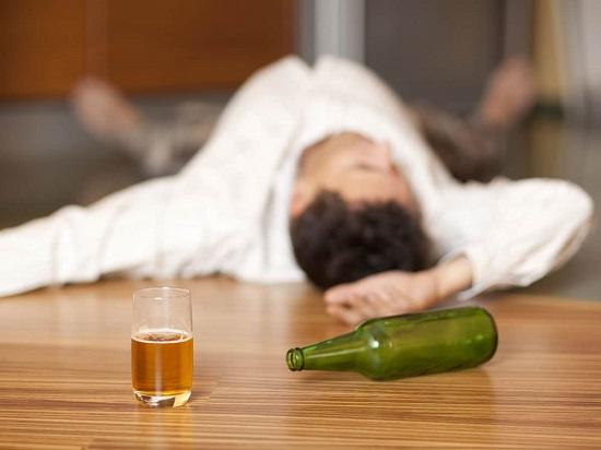 Болезненная тяга к спиртным напиткам