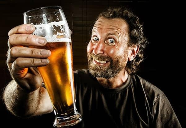 Неконтролируемая тяга к спиртному
