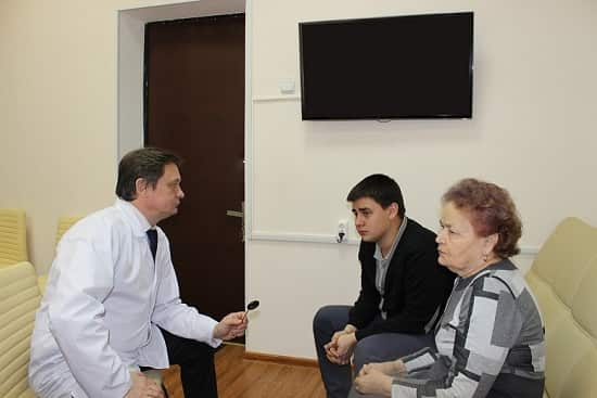Терапия заболевания: помощь специалистов