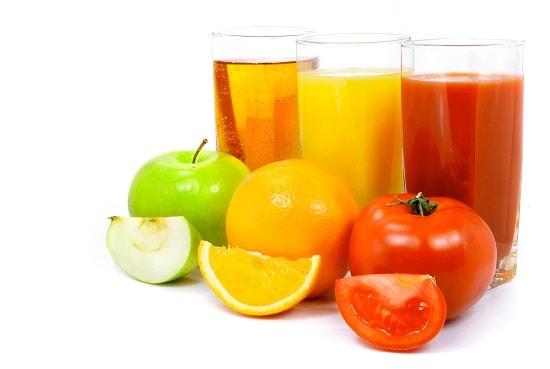 Сок – отличное средство для борьбы с алкогольной интоксикацией