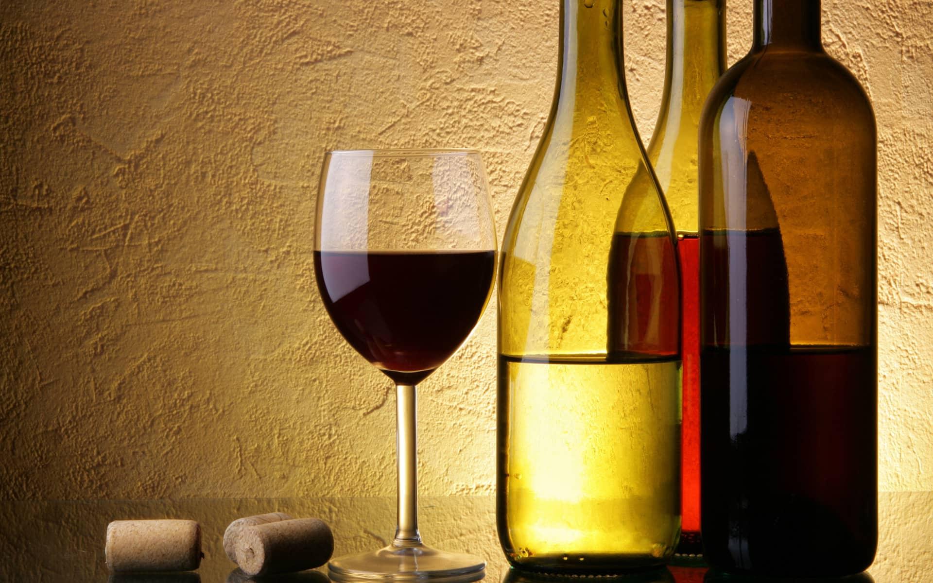 Вино – источник головной боли