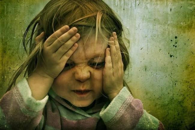 Стопка водки – море детских слез