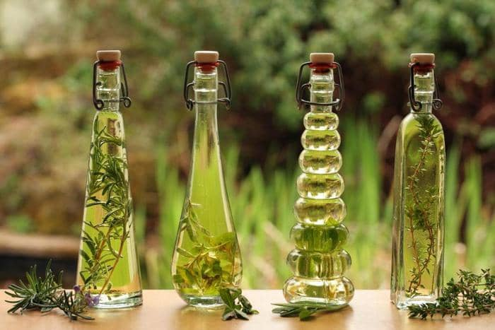 Концентрированные настои лечебных трав