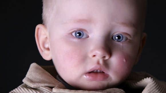 Детские слезы – результат жизни с пьяницей