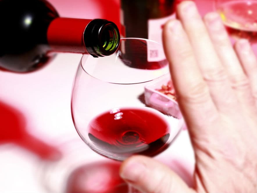 Лучшая профилактика похмелья – отказ от спиртного