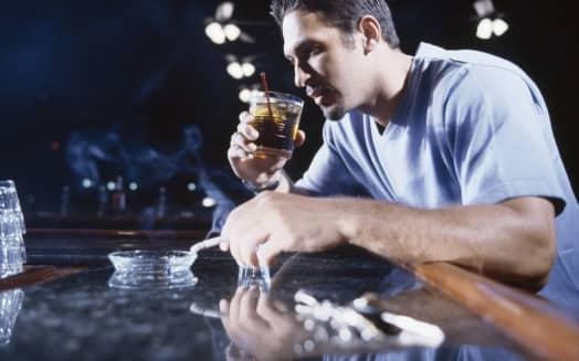 Порочная зависимость от спиртного
