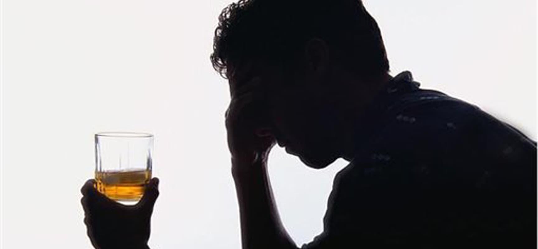 Чрезмерное и бесконтрольное употребление спиртного