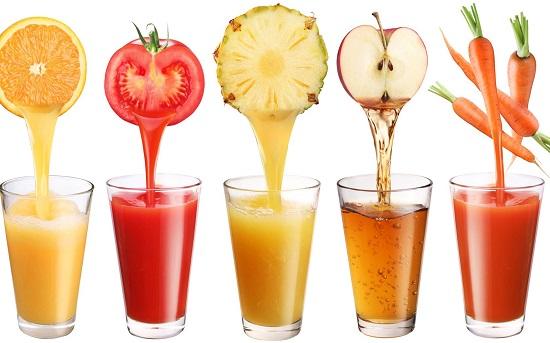Напитки для восстановления организма